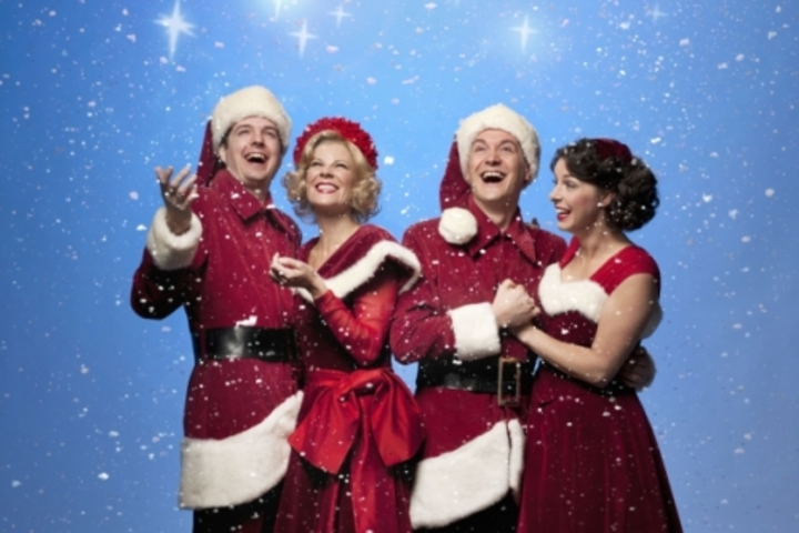 Irving Berlin's White Christmas @ Golden Gate Theatre - San Francisco, CA