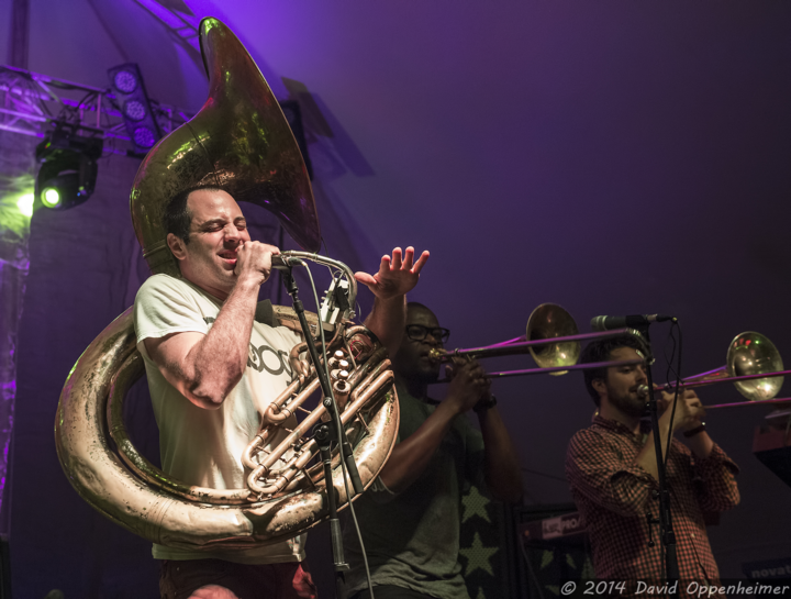 Red Baraat @ Tipitinas - New Orleans, LA
