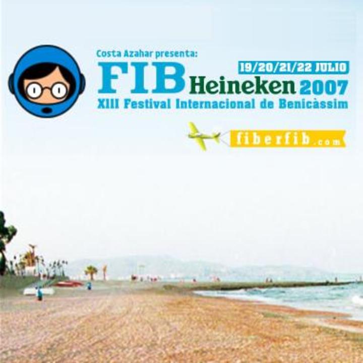 FIB @ Recinto de Conciertos de Benicassim - Benicasim, Spain