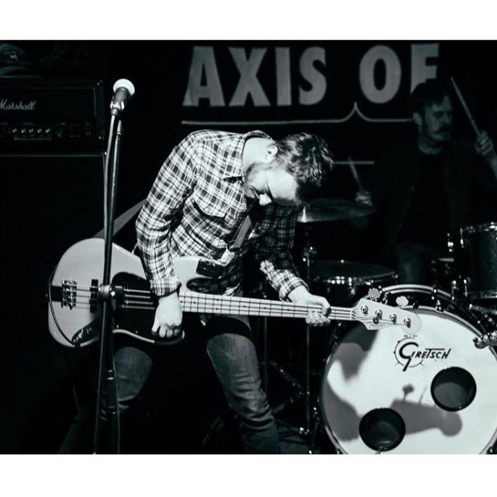 Axis Of @ The Garage - Aberdeen, United Kingdom