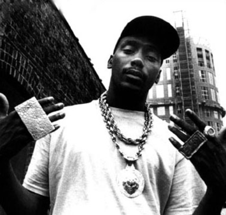 Big Daddy Kane @ Jazz Cafe - London, United Kingdom