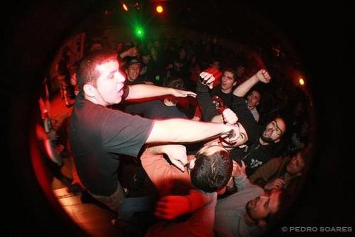 For the Glory @ Jz Riot - Lichtenstein, Germany