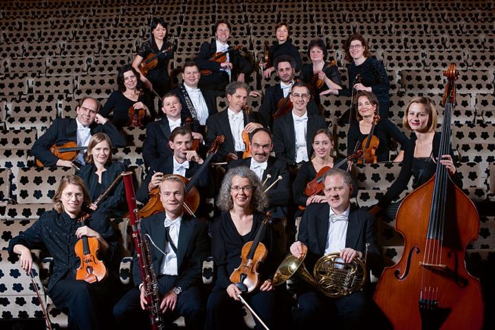 Kammerakademie Potsdam Tour Dates