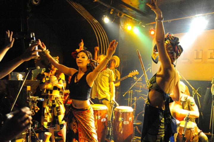 Jaribu Afrobeat Arkestra Tour Dates