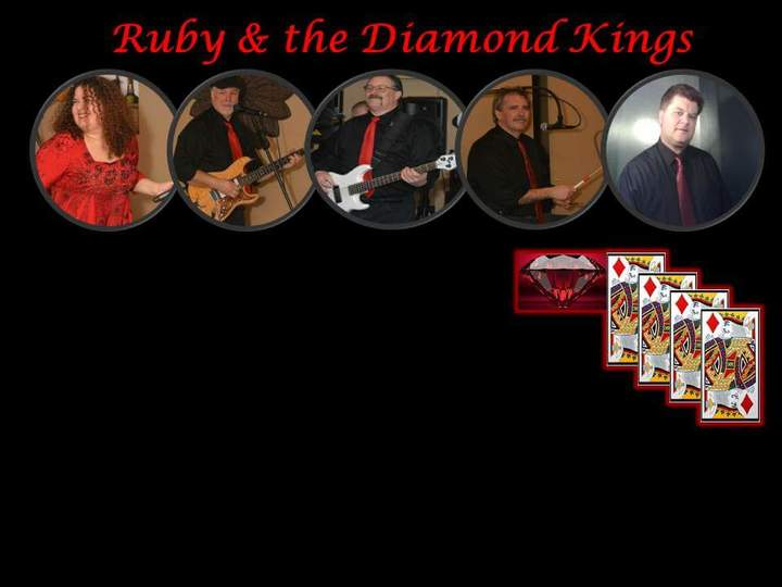 Ruby and the Diamond Kings Tour Dates