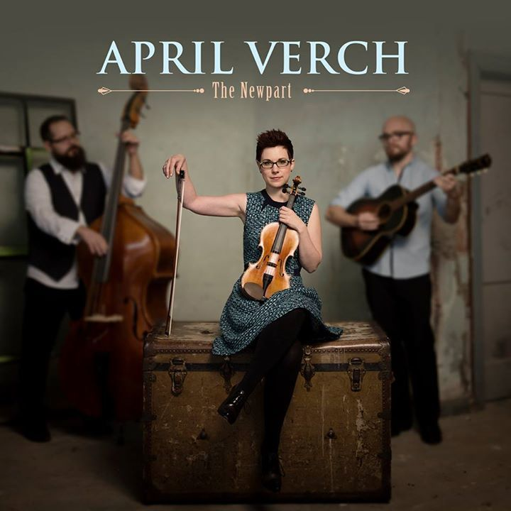 The April Verch Band @ The Live Room - Shipley, United Kingdom