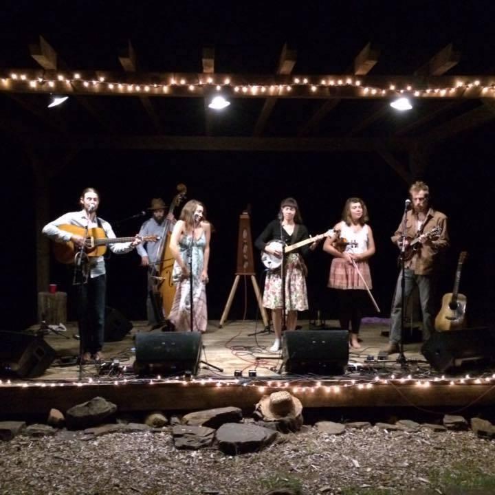 Patchy Sanders @ Oregon Country Fair - Veneta, OR