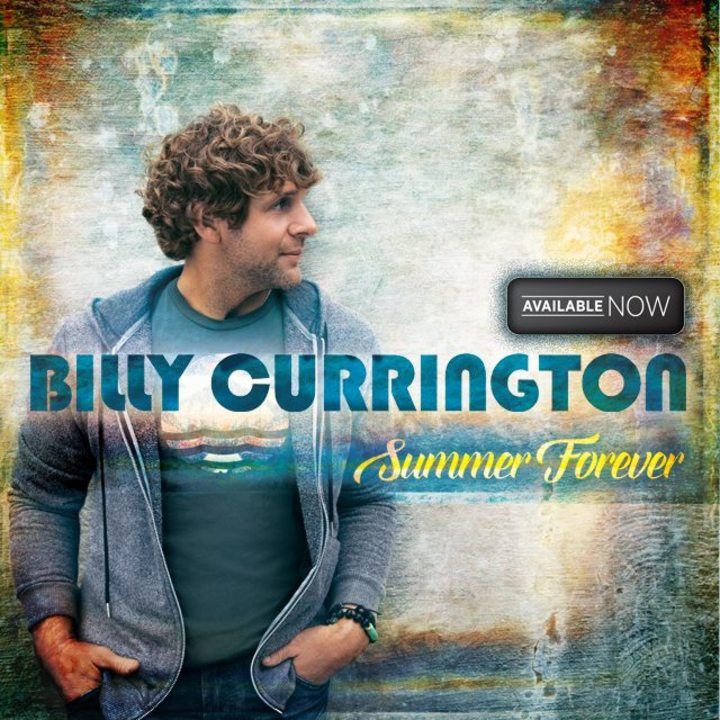 Billy Currington @ North Charleston Performing Arts Center - North Charleston, SC