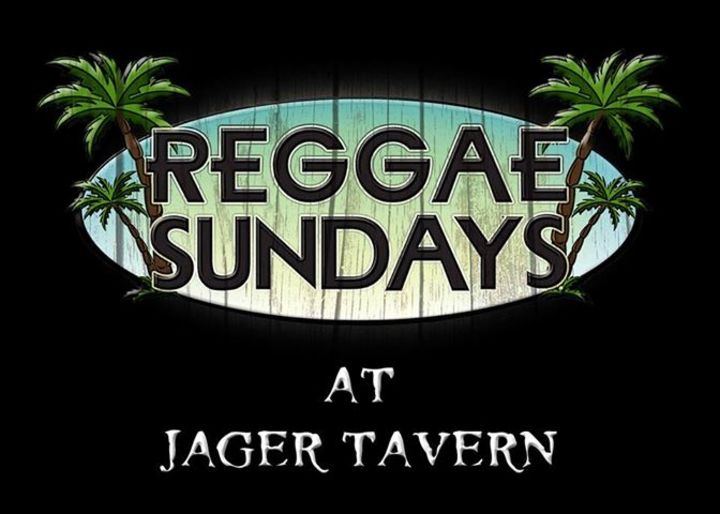 Reggae Sundays at Jager Tavern Tour Dates