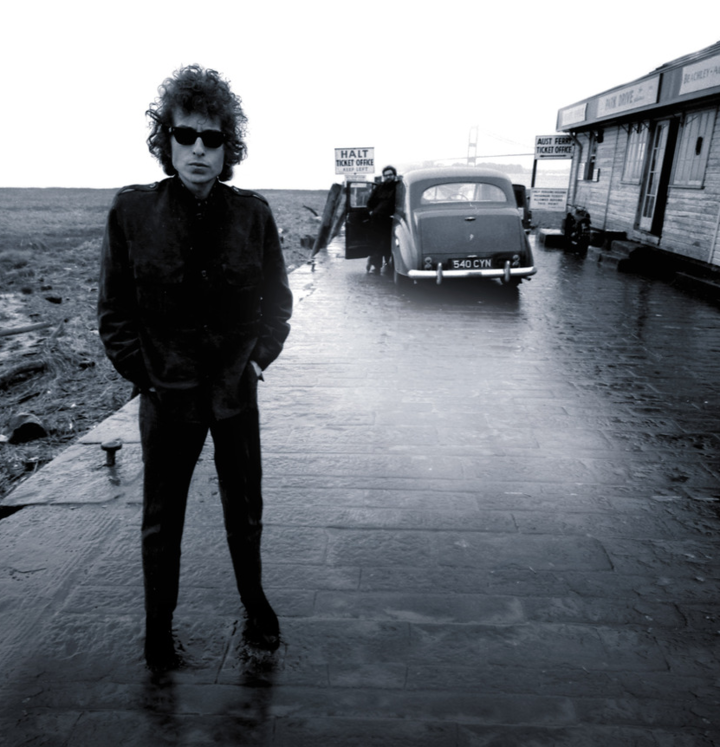 Bob Dylan and His Band @ Richmond Coliseum - Richmond, VA