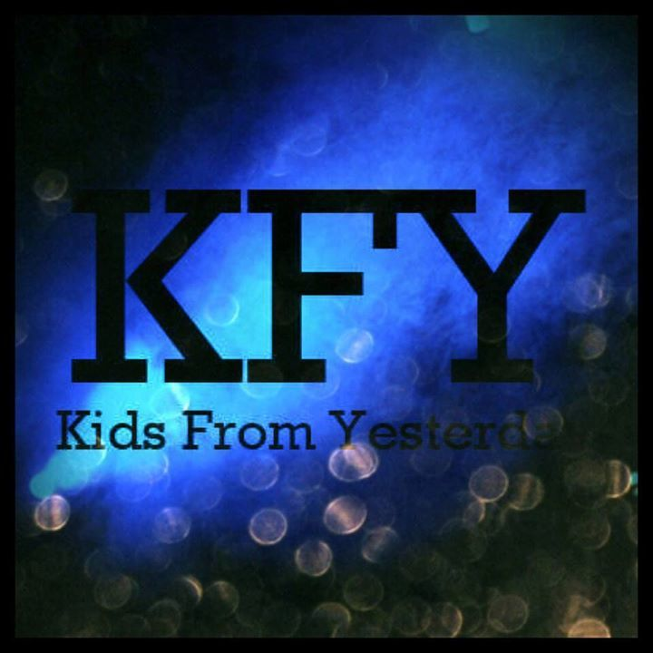 KIDS from Yesterday Tour Dates