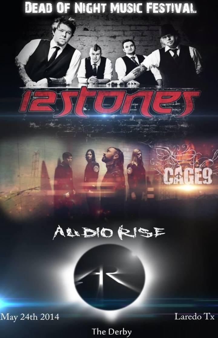 Audio Rise Tour Dates