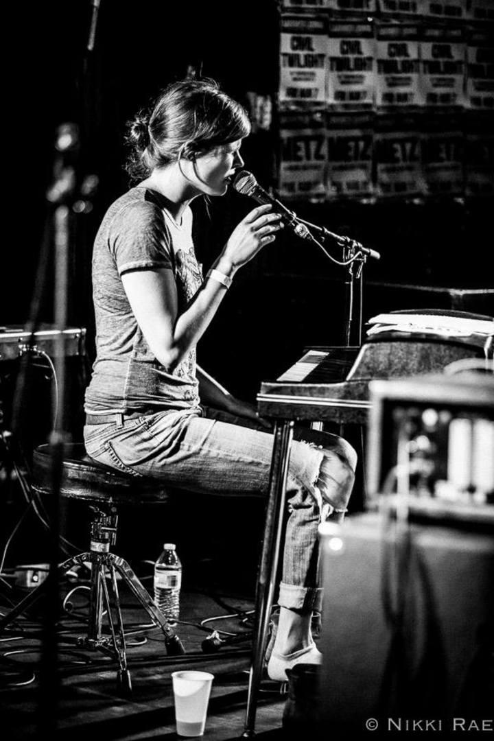 Natalie Tate @ San Diego Music Thing - San Diego, CA