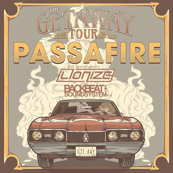 Passafire @ The Fillmore - Silver Spring, MD