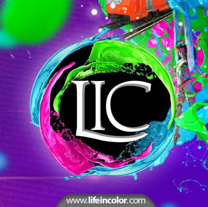"""Life In Color """"World's Largest Paint Party"""" @ Cox Convention Center Arena - Oklahoma City, OK"""