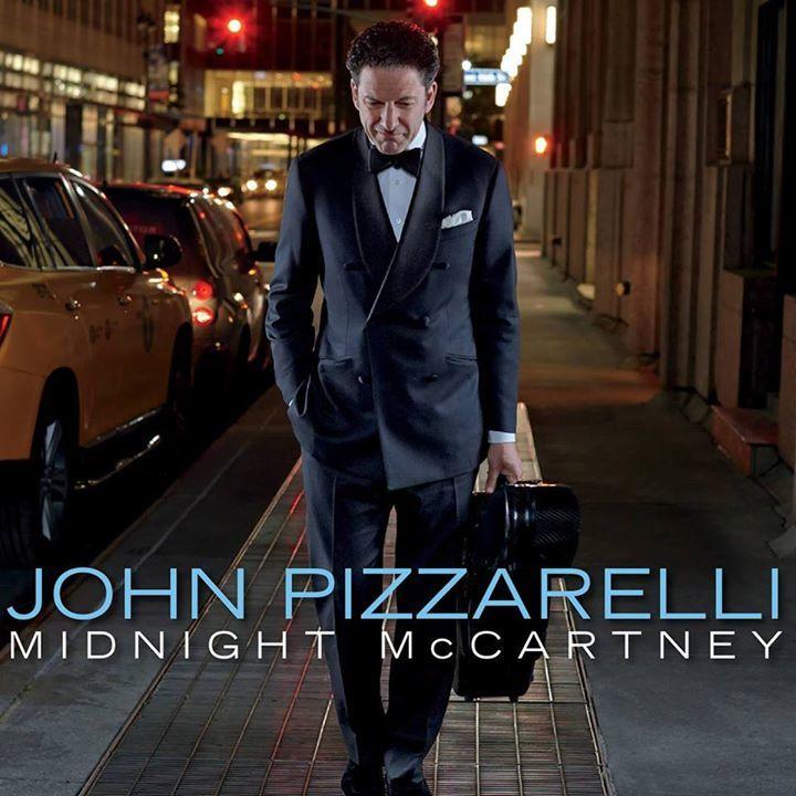 John Pizzarelli @ Kuumbwa Jazz Center  - Santa Cruz, CA