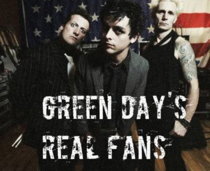 Green Day's Real Fans Tour Dates