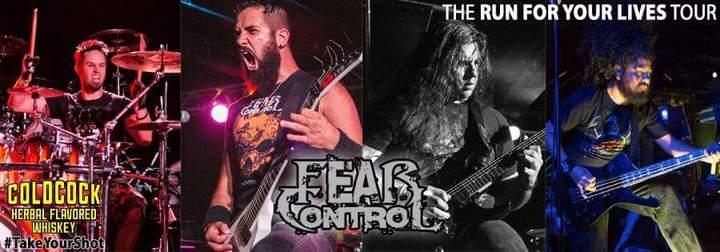 Fear Control @ Grizzly Hall - Austin, TX