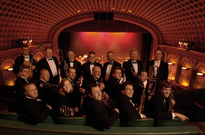 Spokane Jazz Orchestra @ BING CROSBY THEATER - Spokane, WA