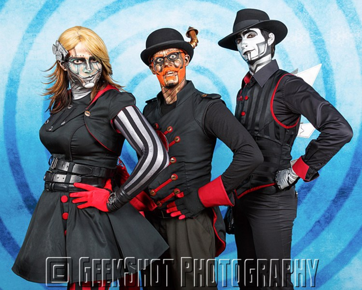 Steam Powered Giraffe @ EVERETT THEATRE - Everett, WA