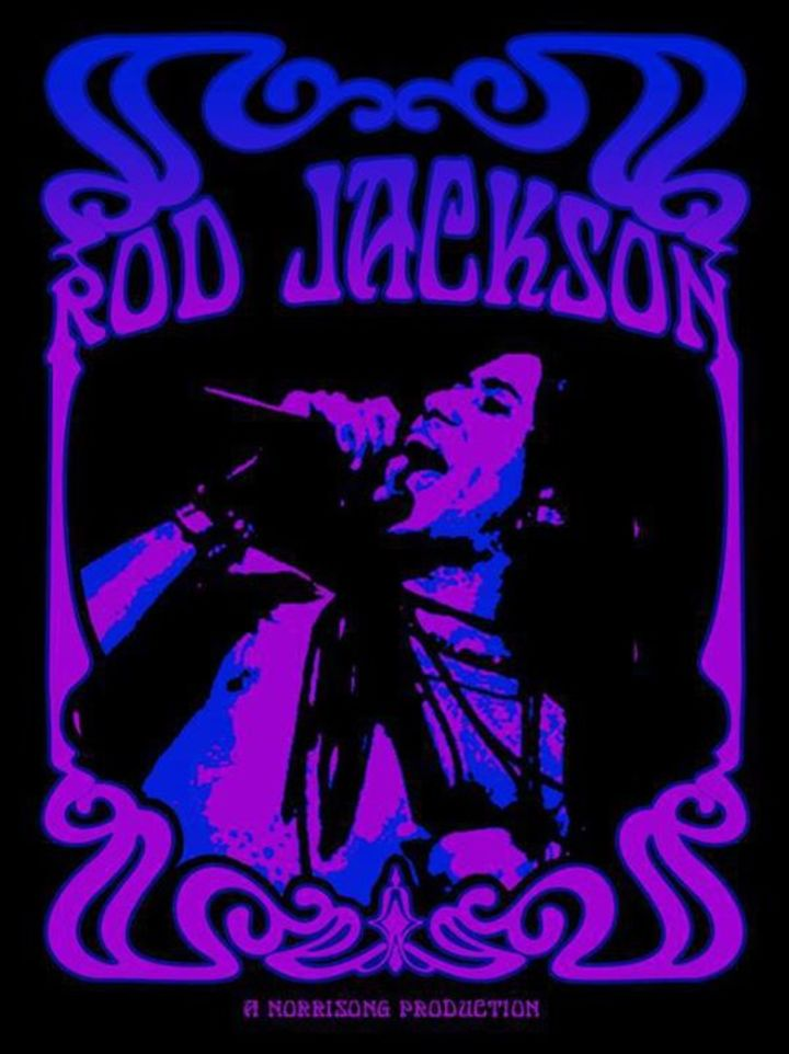 Rod Jackson Tour Dates