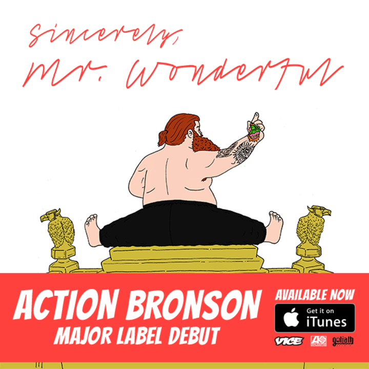 Action Bronson @ The Independent - San Francisco, CA