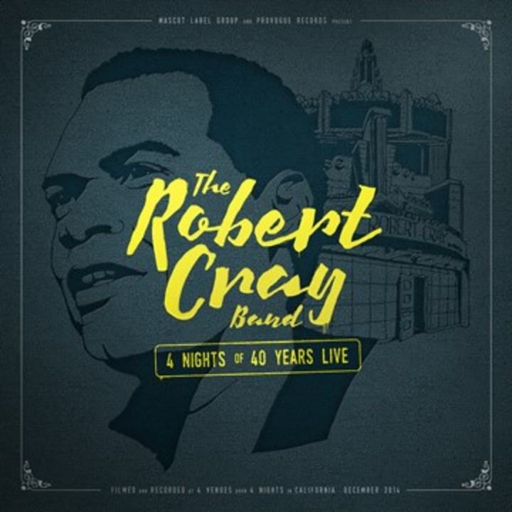 Robert Cray @ Royal Hall - Harrogate, Uk