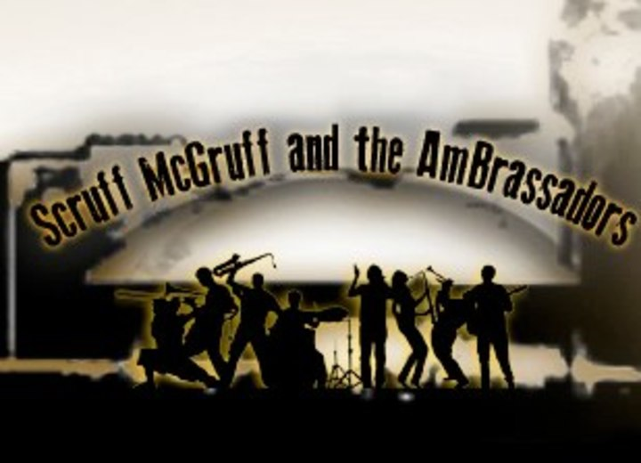 Scruff McGruff & The Ambrassadors Tour Dates