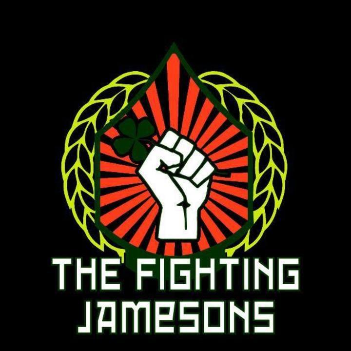 The Fighting Jamesons @ Highline Ballroom - New York, NY