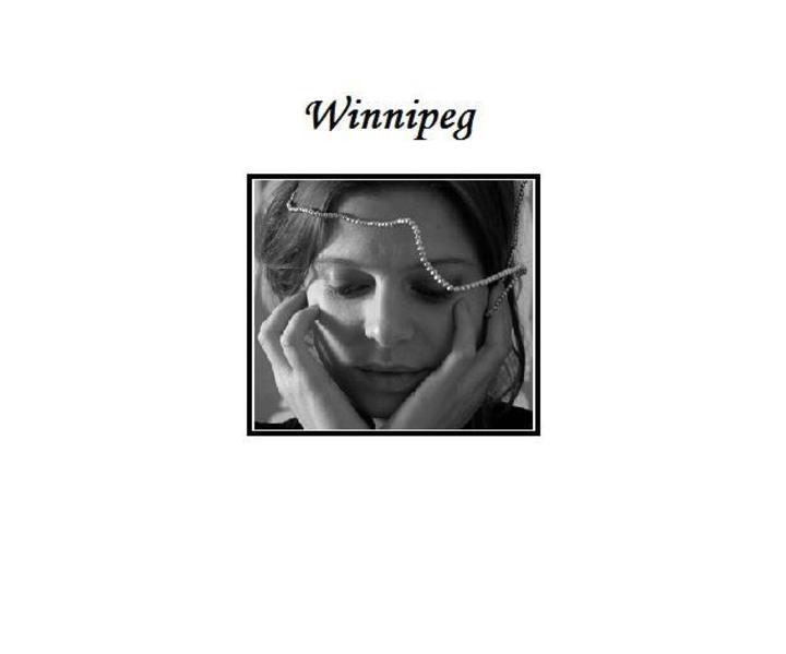 Winnipeg Tour Dates