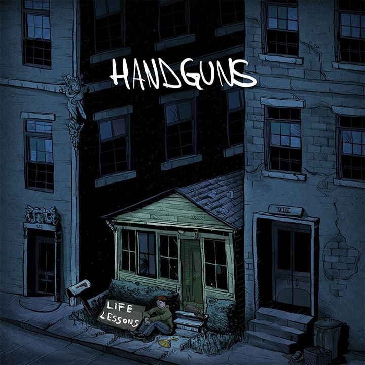 Handguns @ The Underground - Hartford, CT