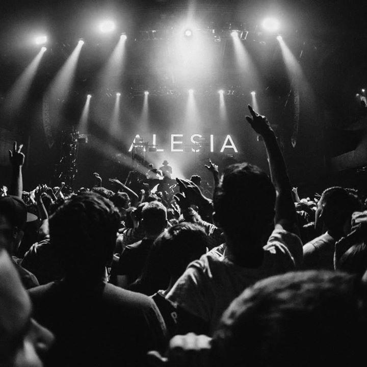 Alesia @ Social Club - Paris, France