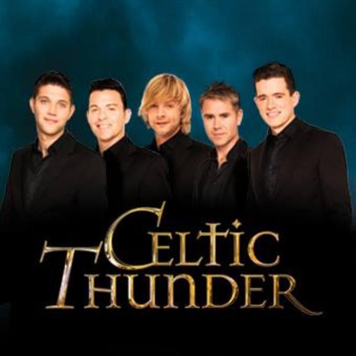 Celtic Thunder @ Brisbane Entertainment Centre - Brisbane, Australia