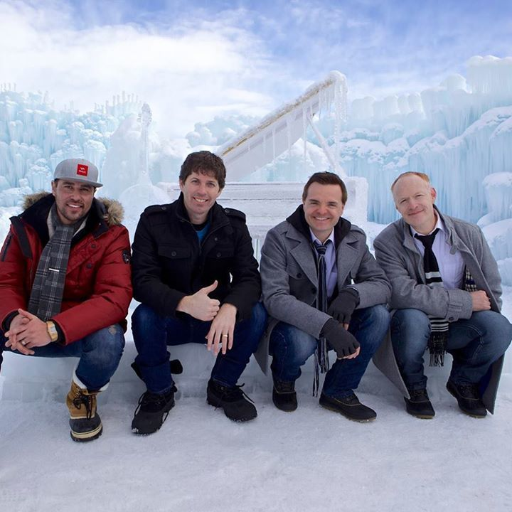 The Piano Guys @ International House Of Music - Moscow, Russian Federation