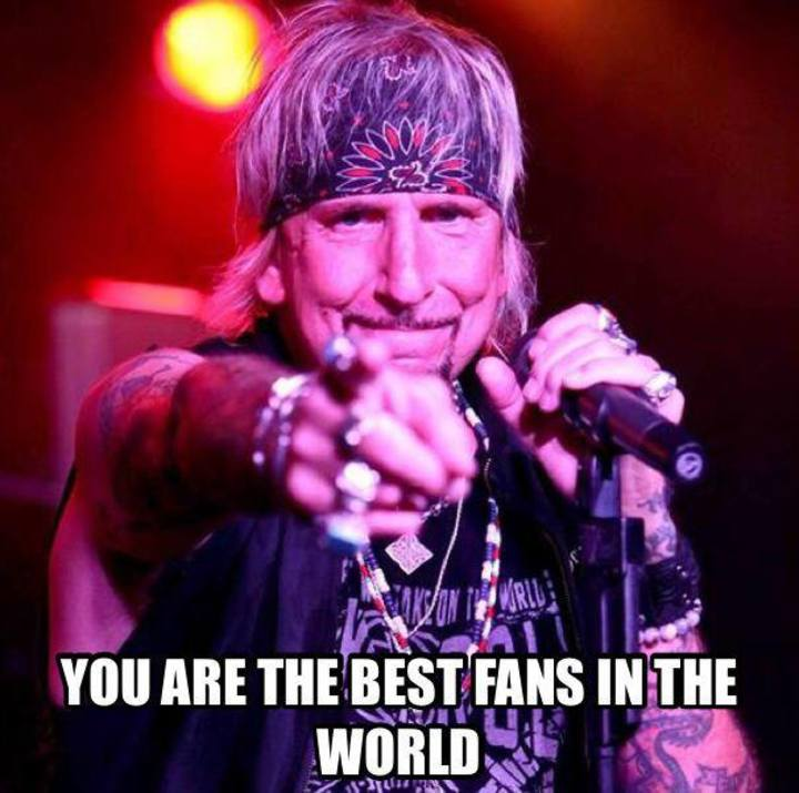 Jack Russell's Great White Pirates Page @ The Rail Club - Fort Worth, TX