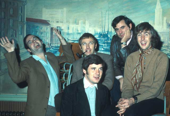 Monty Python and the Holy Grail Tour Dates