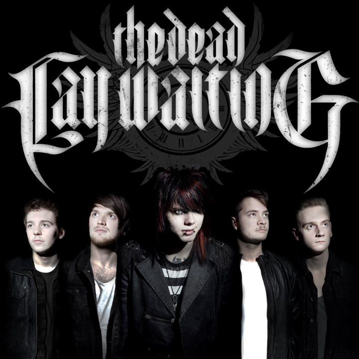 The Dead Lay Waiting @ Rescue Rooms - Nottingham, United Kingdom