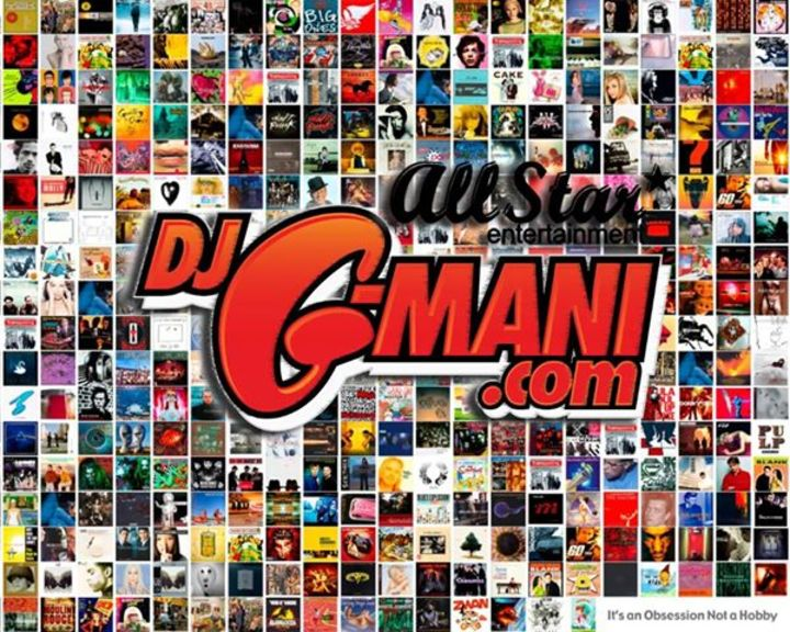 DJ G-Mani FAN Page Tour Dates
