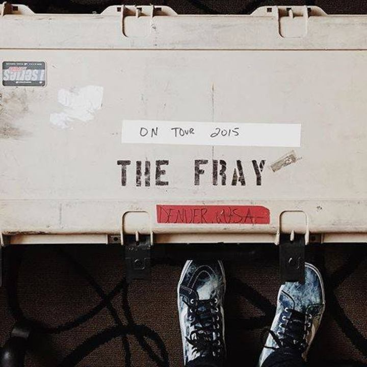 The Fray @ E-Werk - Cologne, Germany