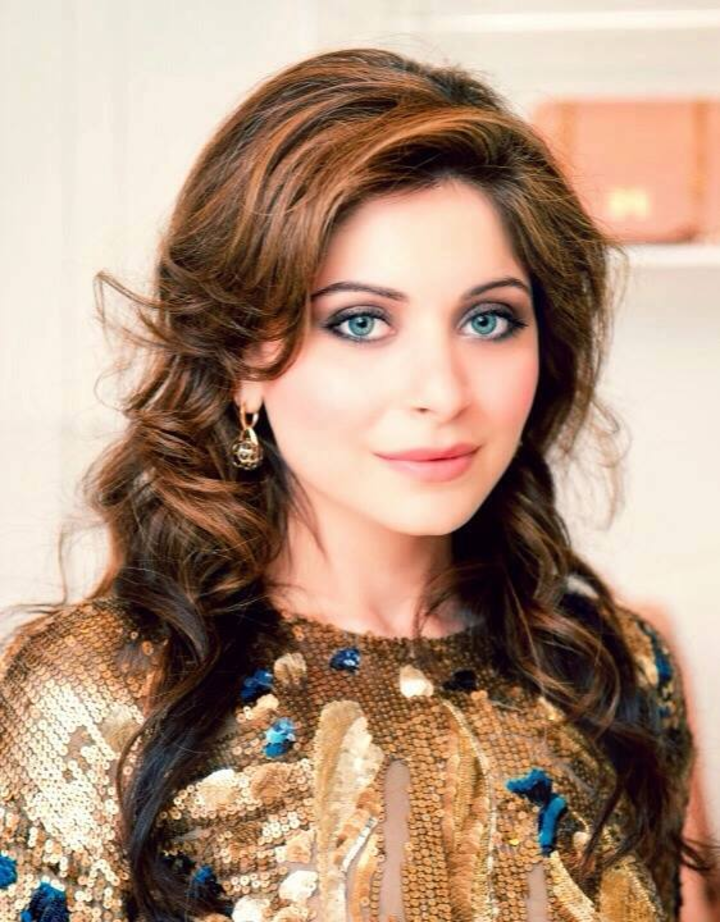 Kanika Kapoor @ eventim apollo - London, United Kingdom