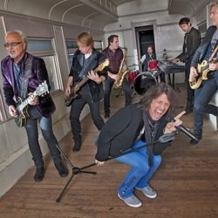 Foreigner @ Celebrate Virginia Live @ Job.com Pavilion - Midlothian, VA