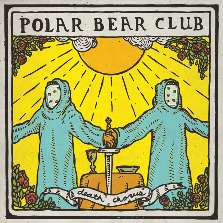 Polar Bear Club @ War Memorial Auditorium - Nashville, TN