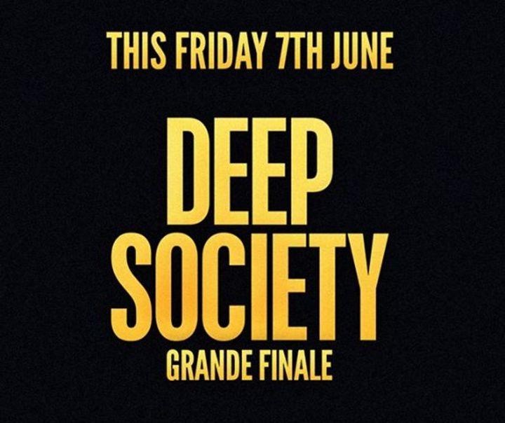 Deep Society Tour Dates