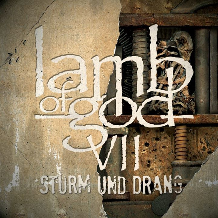 Lamb of God @ Columbus Crew Stadium - Columbus, OH