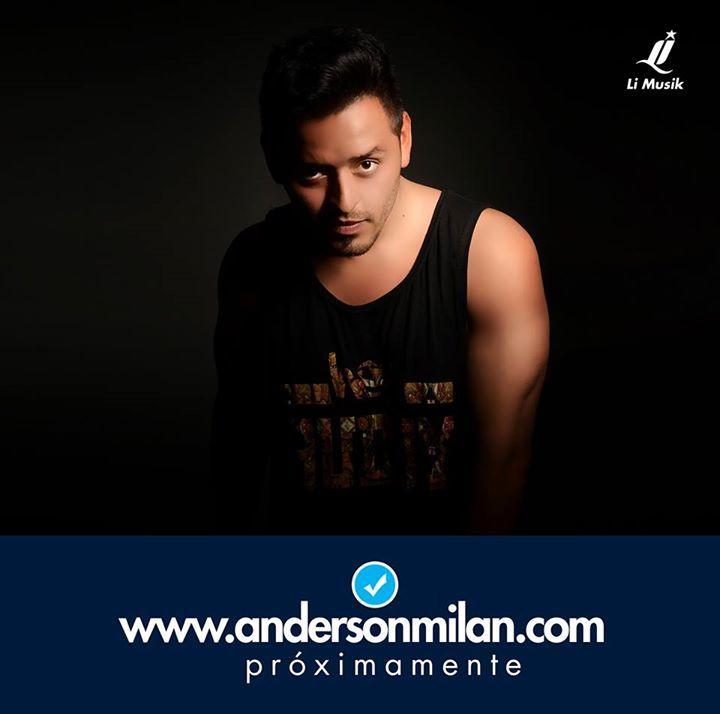 Anderson Milan Tour Dates
