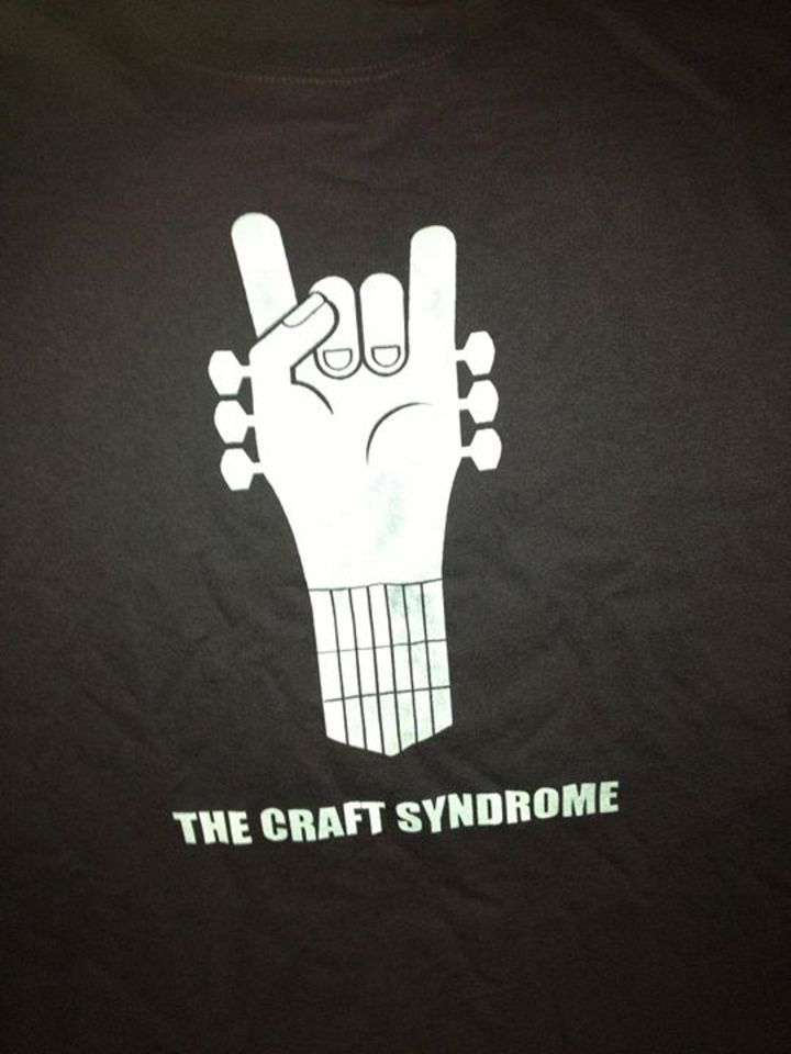 The C.R.A.F.T. SYNDROME Tour Dates