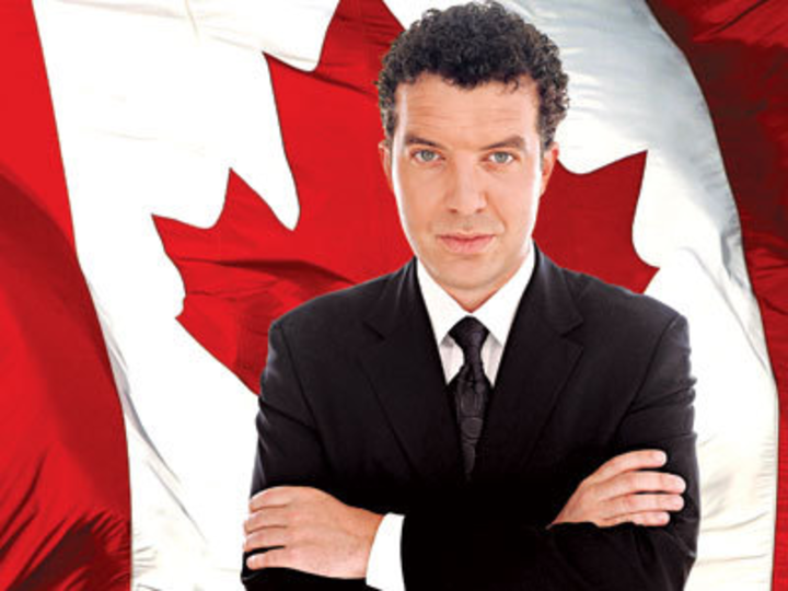 Rick Mercer @ National Arts Centre / Centre national des Arts - Ottawa, Canada