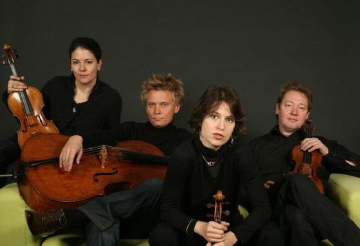 Minguet Quartett @ Paterskirche - Kempen, Germany