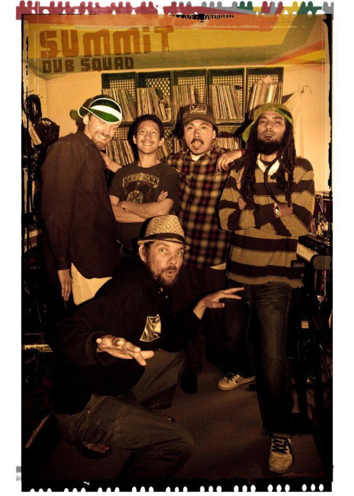 Summit Dub Squad Tour Dates