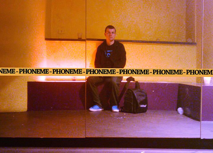 Phoneme @ Le Lieu Unique - Nantes, France